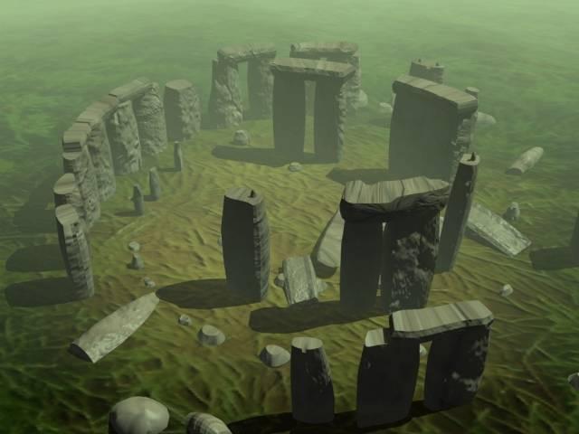 """Ačkoliv nejběžnějším nástrojem archeologů jsou a zůstanou především lopaty a štětečky, tu a tam se do jejich výzkumů zapojí i mnohem méně tradiční technologie. Když nedávno  takzvaní """"akustičtí archeologové"""" zkoumali jihoanglický monument Stonehenge, vypadalo to tam tak trošku jako na pouti. I když malinké."""