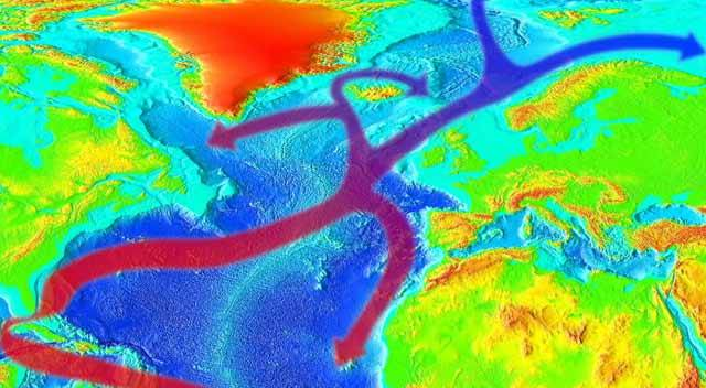 V poslední době se z vědeckých kruhů ozývaly hlasy, které varovaly před slábnutím Golfského proudu. Pokud by se tento trend potvrdil, výsledkem by byl výrazný zásah do klimatu nad starou dobrou Evropou. Vědci z Americké geofyzikální unie však do světa vyslali uklidňující zprávu: podle jejich měření se Golfský proud neztenčuje.