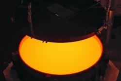 Sekundární zrcadlo pro dalekohled ELT úspěšně odlito