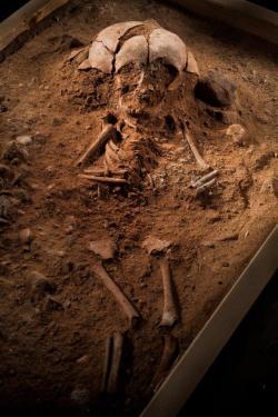 Na severu Německa odkryto unikátní pohřebiště