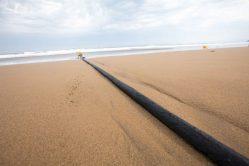 Nově položený podmořský kabel zvládne 160 Tb/s