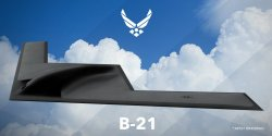 B-21 Raider, víceúčelový výškový stealth bombardér