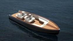 Příští rok půjde do prodeje luxusní elektrický člun