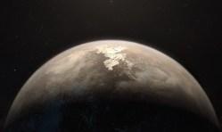 Nadějná exoplaneta, která míří k naší sluneční soustavě