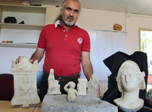 Návrat do starověku: V Turecku byly nalezeny zachovalé dobové sochy