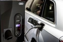 Inteligentní energetická síť od Audi