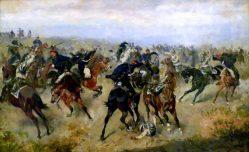 Archeologové objevili zbytky opevnění z bitvy u Hradce Králové