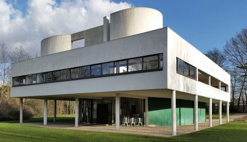 Moderna: Architektonický skok do současnosti