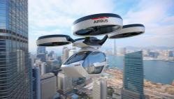 Airbus společně s Audi vyvíjejí elektromobil s vlastnostmi dronu