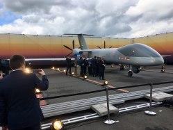 V Berlíně byl představen bojový eurodron