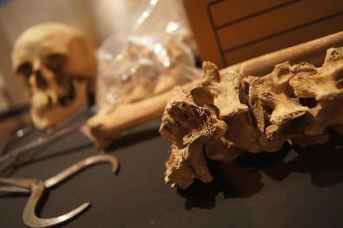 Když zbraň nahradí ruku: Archeology překvapily ostatky langobardského válečníka