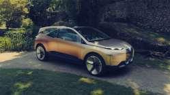 Představení konceptu Vision iNext od BMW se uskutečnilo netradičně na palubě letadla