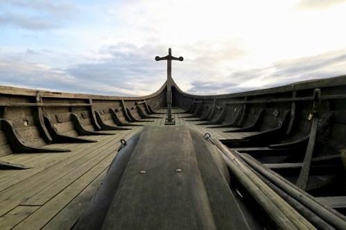 V Norsku byla nalezena vikingská loď