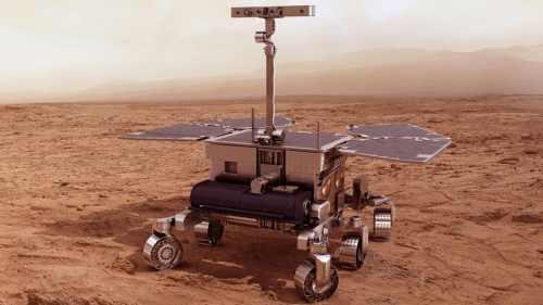 Kde přistane rover ExoMars?