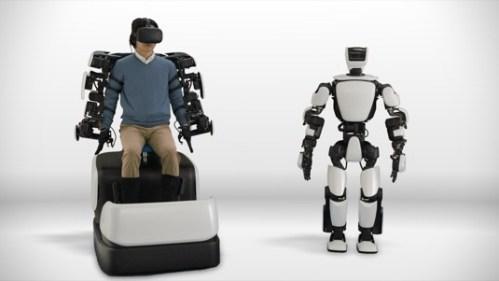 Toyota zkouší dálkové ovládání asistenčních robotů přes sítě 5G