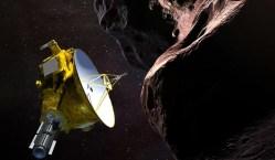 New Horizons hlásí průlet kolem planetky Ultima Thule