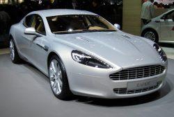Model Rapide E: První elektromobil značky Aston Martin