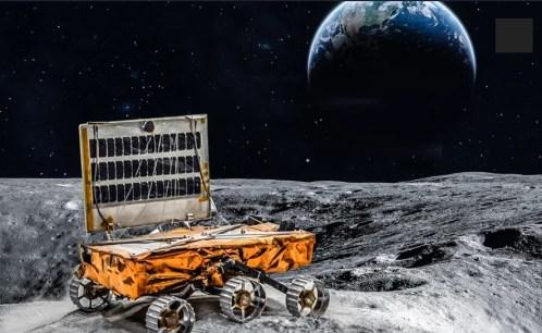 Indický rover se chystá brázdit Měsíc
