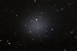 Galaxie bez temné hmoty?