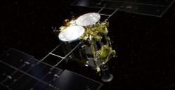 Hajabusa 2 podruhé dosedla na asteroid