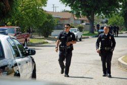 Američtí policisté nedostihli pachatele. U jejich Tesly se vybila baterie…