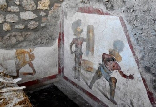 Pompeje jako nevyčerpatelný zdroj objevů