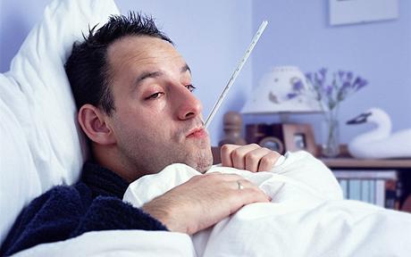 Chřipka vs. nachlazení