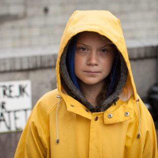Hlemýžď citlivý na počasí dostal jméno po Gretě Thunberg