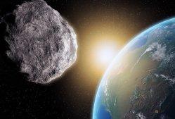 Asteroid s nejistou dráhou letu minul Zemi v bezpečné vzdálenosti