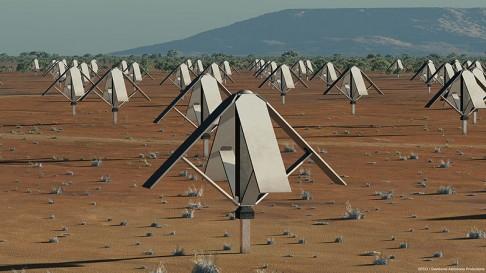 Kdo bude počítat pro největší teleskop světa?