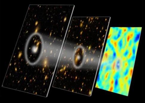 Mapování temné energie