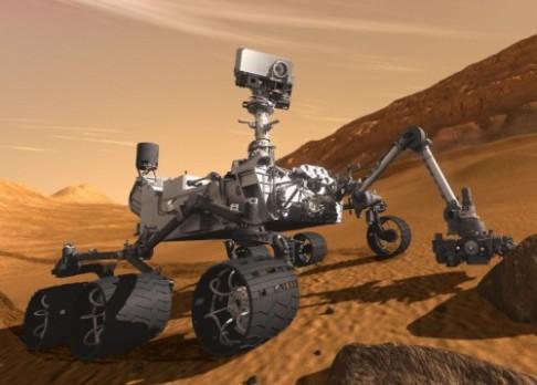 Na Curiosity se podíleli Češi