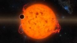 Nejmladší exoplaneta je stará pouhých 10 milionů let