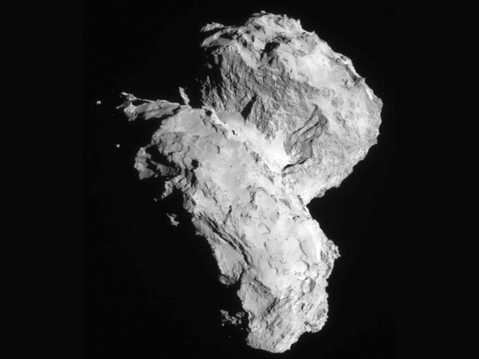 Kometa Čurmujov-Gerasimenko