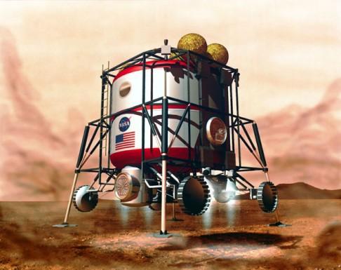 Budou první astronauti na Marsu i jeho prvními kolonizátory?