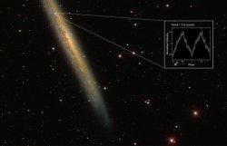 Nejjasnější pulzar ve vesmíru