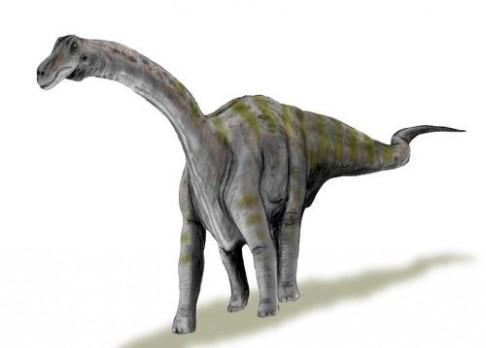 Dinosauří skladiště minerálů