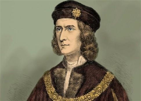 Richard III. byl prý blonďák