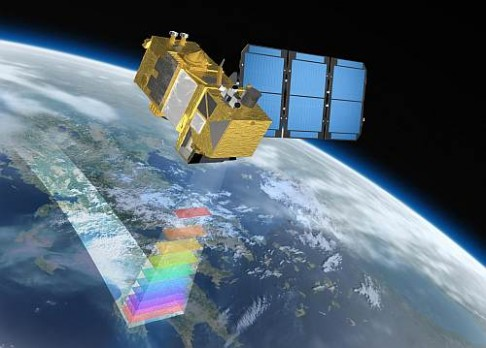 Mise Sentinel-2 pod drobnohledem