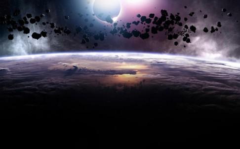Ionizovaný plyn zamete s vesmírným smetím!