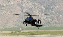 Apache otestoval poprvé bojový laser