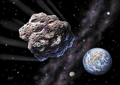 Čeljabinský meteorit má 80 miliónů bratříčků