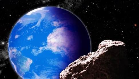 Dobrá zpráva – blíží se asteroid!?
