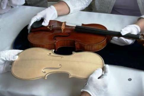 Stradivárky pod CT scanem