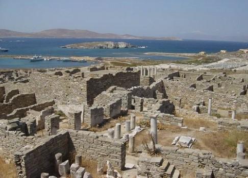 Archeologové v Řecku objevili potopené město