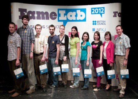 FameLab 2013 – bavme se vědou!