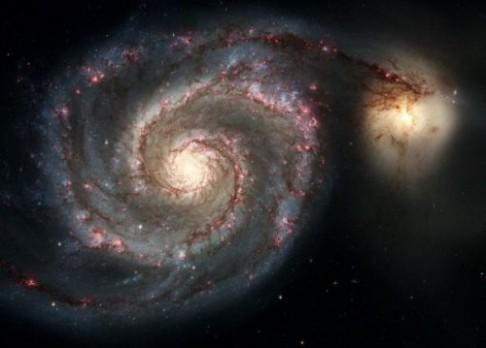 Nová záhada staré galaxie