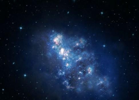 Raný vesmír vyfocen