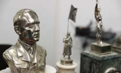 Policie zajistila na předměstí Buenos Aires rozsáhlou sbírku nacistických předmětů