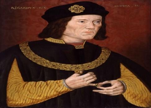 Anglický král Richard III. zemřel na zranění hlavy